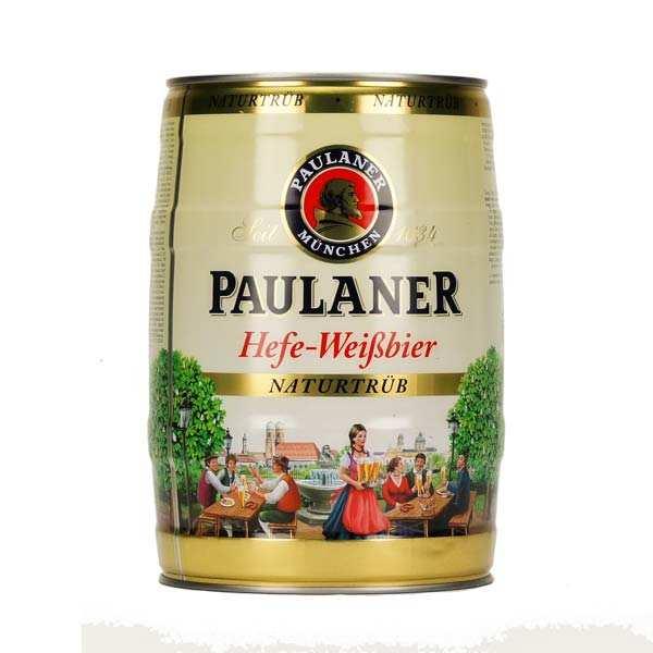 Bière blonde Paulaner Weißbier en fût - 5,5%