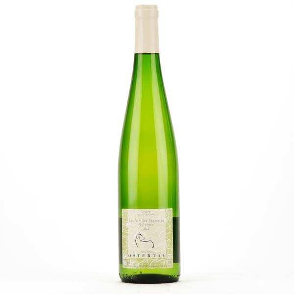 Organic Wine from Alsace - Sylvaner les Vieilles Vignes