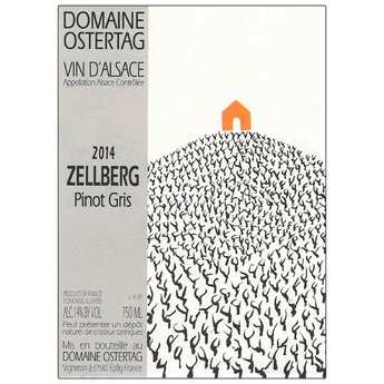 Domaine Ostertag - Pinot Gris Zellberg bio