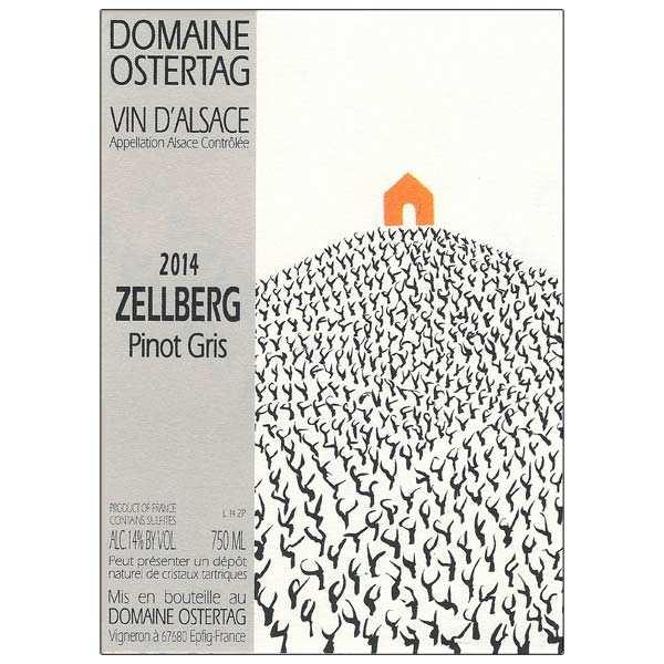 Pinot Gris Zellberg bio