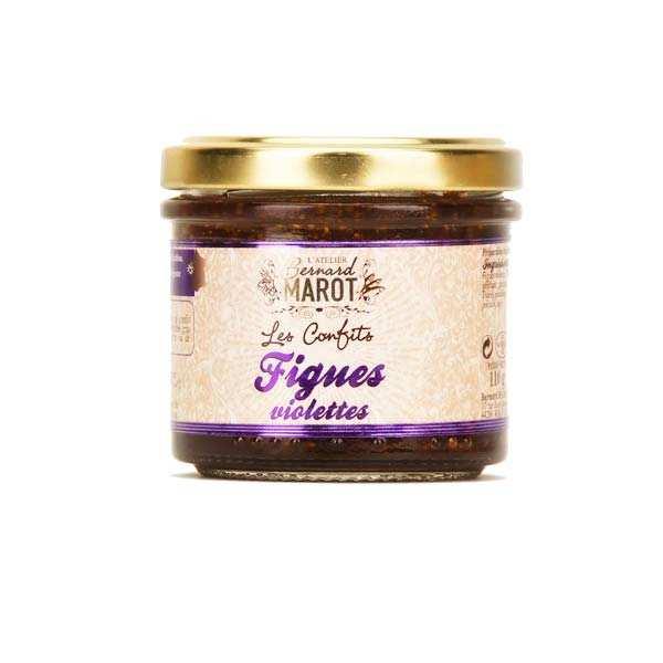 Purple Figs confit