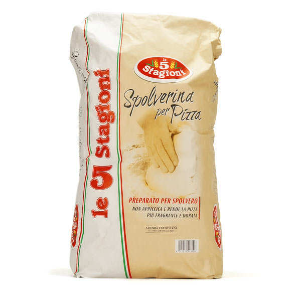 Spolverina -Special flour for the pizza counter 00 type