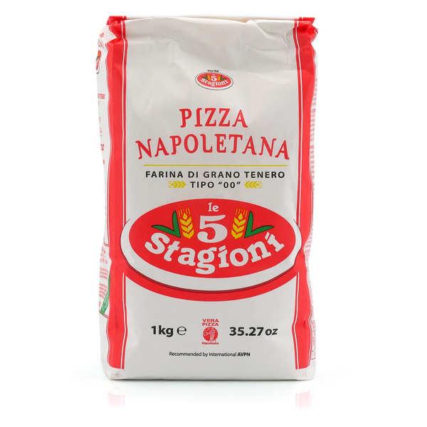 Flour for Napolitan pizza 00 type
