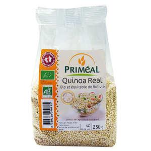 Priméal - Organic Fairtrade quinoa bag