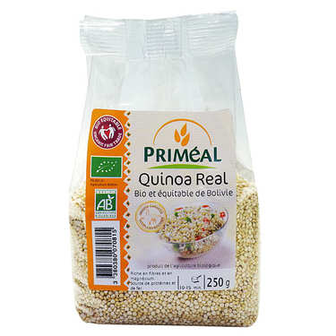 Organic Fairtrade quinoa