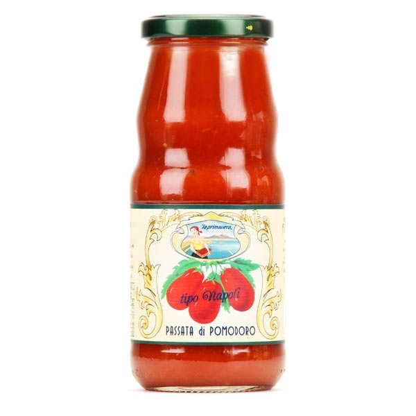Passata di Pomodoro tipo Napoli aux tomates San Marzano