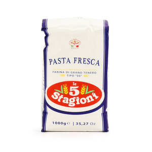 Le 5 Stagioni - Flour for typical mediterranean pasta