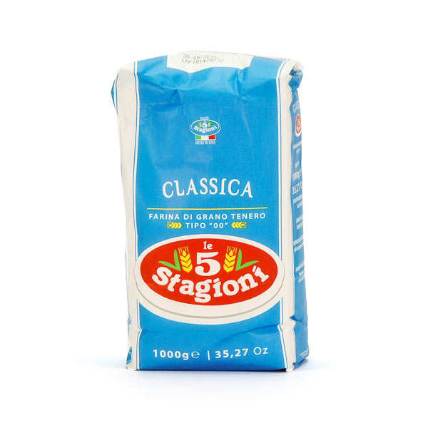 Classical Pizza Flour 00 type