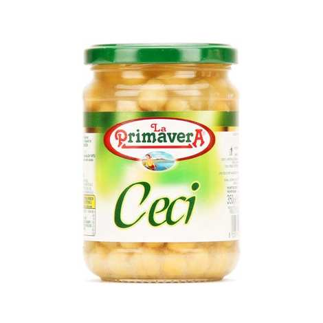 La Primavera - Pois chiches italiens cuits au naturel
