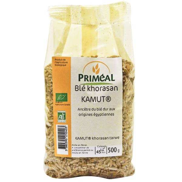Graines de blé Kamut ® bio (blé de khorasan)