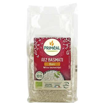 Priméal - Riz basmati blanc bio