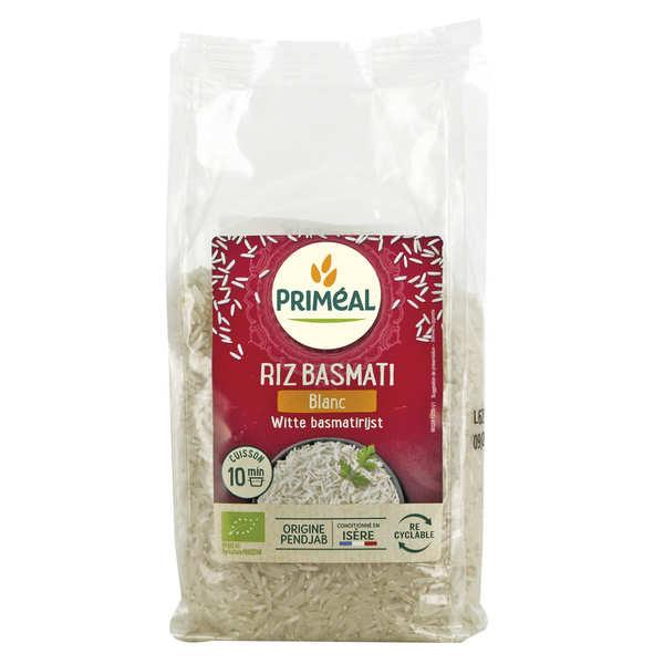 Organic basmati white rice