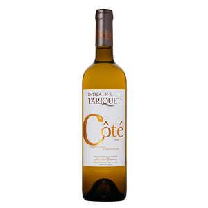 Domaine du Tariquet - White Wine I.G.P Côte de Gascogne - Côté