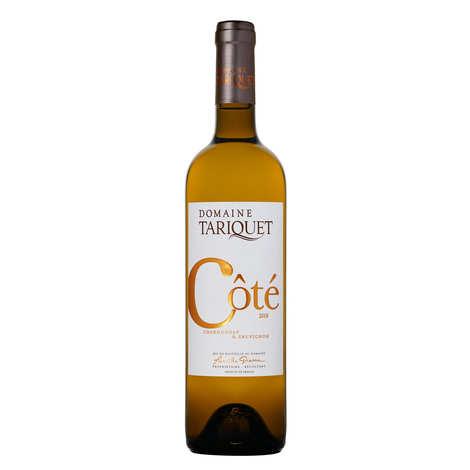 Domaine Tariquet - White Wine I.G.P Côte de Gascogne - Côté