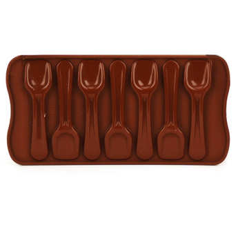 Silikomart - Spoons Chocolate Mold