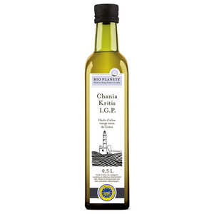 BioPlanète - Organic extra virgin Greek olive oil - Hania IGP
