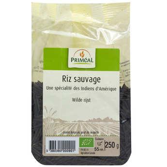 Priméal - Riz noir sauvage du Canada bio