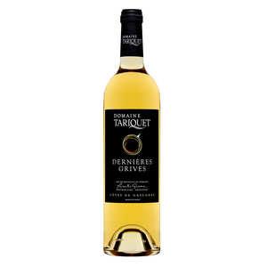Domaine du Tariquet - White Wine I.G.P Côtes de Gascogne - Dernières Grives - 11%