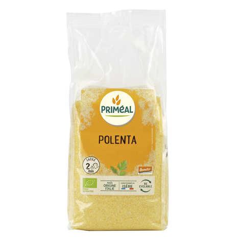 Priméal - Semoule de maïs précuite bio spéciale polenta