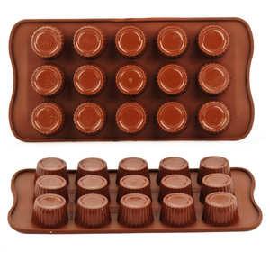 Silikomart - Moule silicone pour chocolat - pralinés