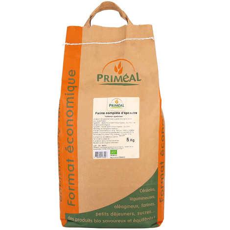Priméal - Organic whole spelt flour