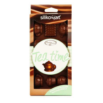 Silikomart - Silicone Mold Teatime