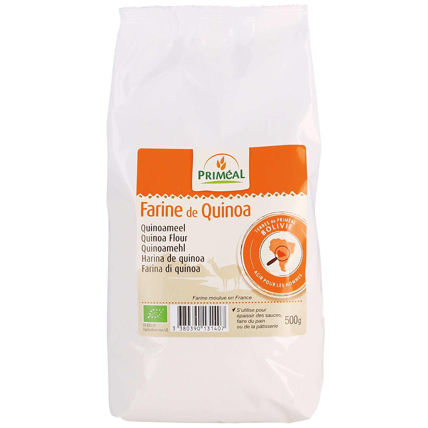 Farine de quinoa bio