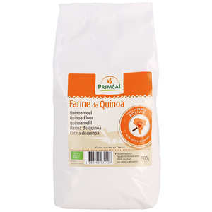 Priméal - Organic quinoa flour