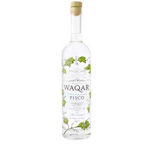 Waqar - Pisco chilien Waqar - 40%