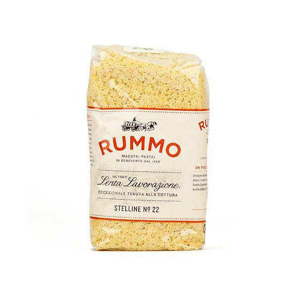 Stelline (petites étoiles) Rummo