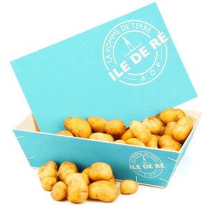 Coopérative agricole de l'île de Ré - Fresh Ré Island Potatoes