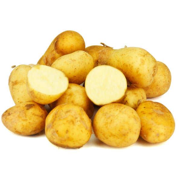 Fresh Ré Island Potatoes