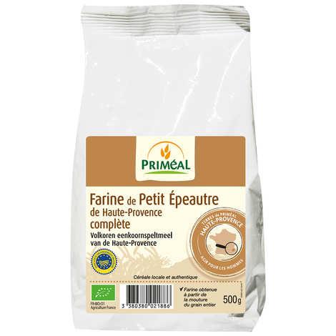 Priméal - Organic whole small spelt flour