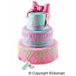 "Silikomart - Decorative Pastry Mat ""Happy Birthday"" - Wonder Cake"