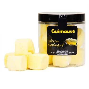 Véritable guimauve citron meringué