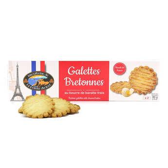 Biscuiterie de la pointe du raz - Galettes bretonnes