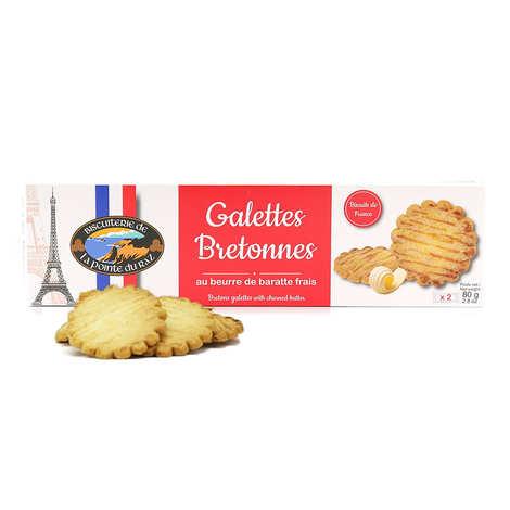 Biscuiterie de la pointe du raz - Breton wafers