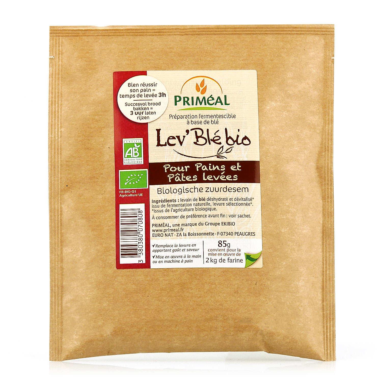 Organic Wheat leaven