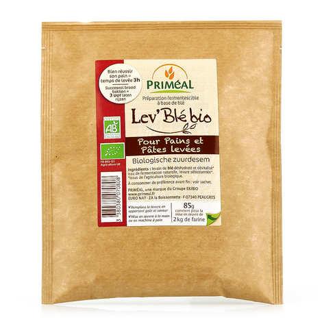 Priméal - Levain de blé fermentescible bio