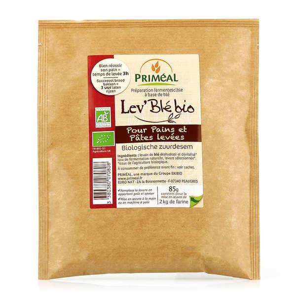 Levain de blé fermentescible bio