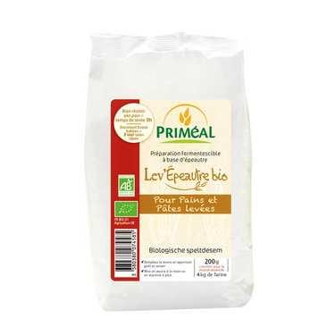 Organic Spelt leaven