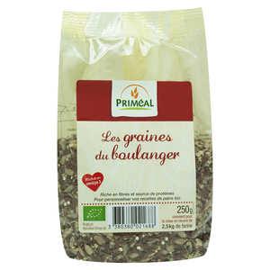 Priméal - Les graines du boulanger bio - Mélange Oméga 3