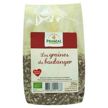 Priméal - Organic bread baker seeds