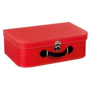 - Red box