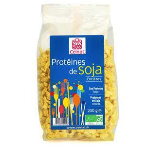 Celnat - Protéines de soja entières bio