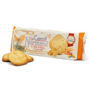 Biscuiterie de l'Abbaye - Carrés Normand Caramel au beurre salé