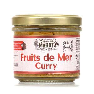 Bernard Marot - Mussles Cream and Curry Spread