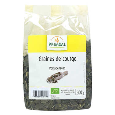 Organic squash seeds