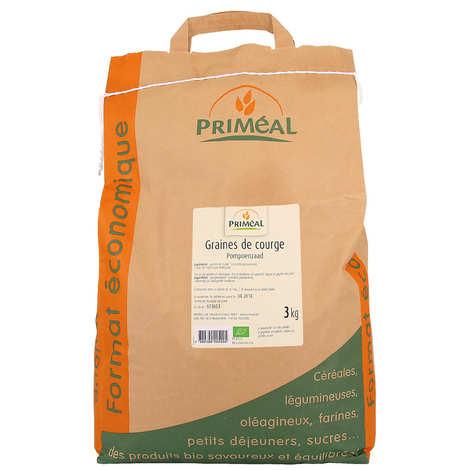 Priméal - Graines de courge bio
