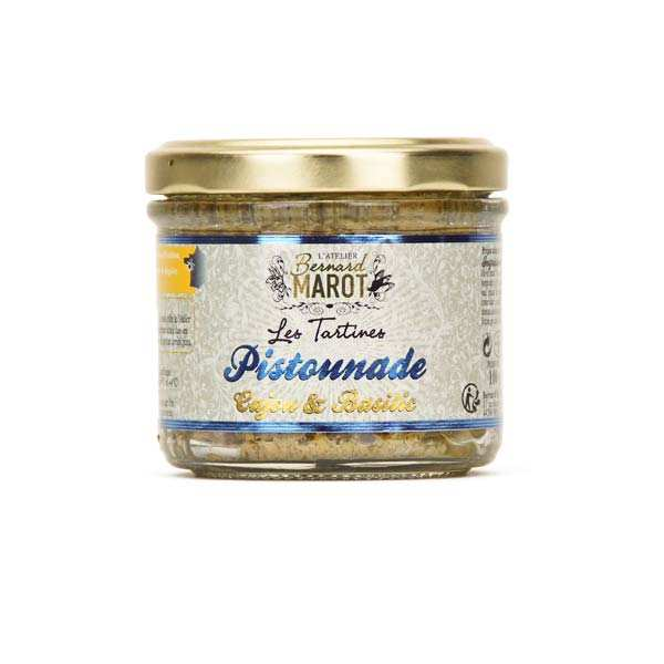 """Green Olives with """"Herbes de Provence"""" Spread"""